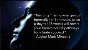 Dr. Mark Mincolla - I am Divine Genius