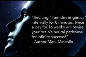 Dr. Mark Mincolla - I am Divine Genius