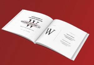 Wagner Masonry, LLC, logo typefaces