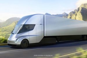 Refrigerated-Frozen Transportation and Electric Trucks - creative writing by Fat Cat Design