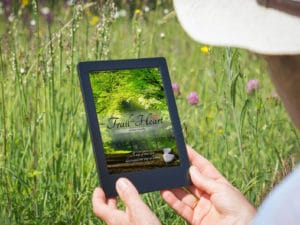 Author Kathleen Pendoley - Trail of the Heart ebook