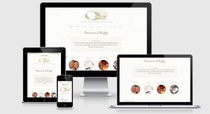 example of responsive website design by Fat Cat Design