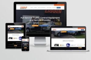 Liddell Leasing - new website by Fat Cat Design