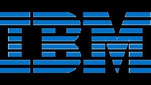 IBM logo - lettermark logo
