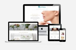 Joli Medical Spa Ecommerce Website