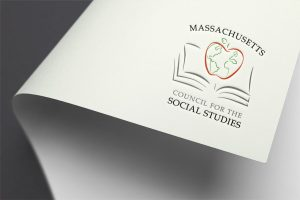 logo for non-profit Massachusetts Council for the Social Studies