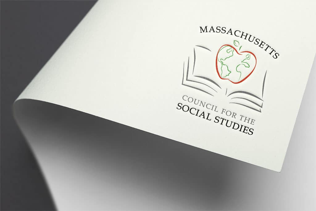 logo for non-profit Massachusetts Council for the Social Studies