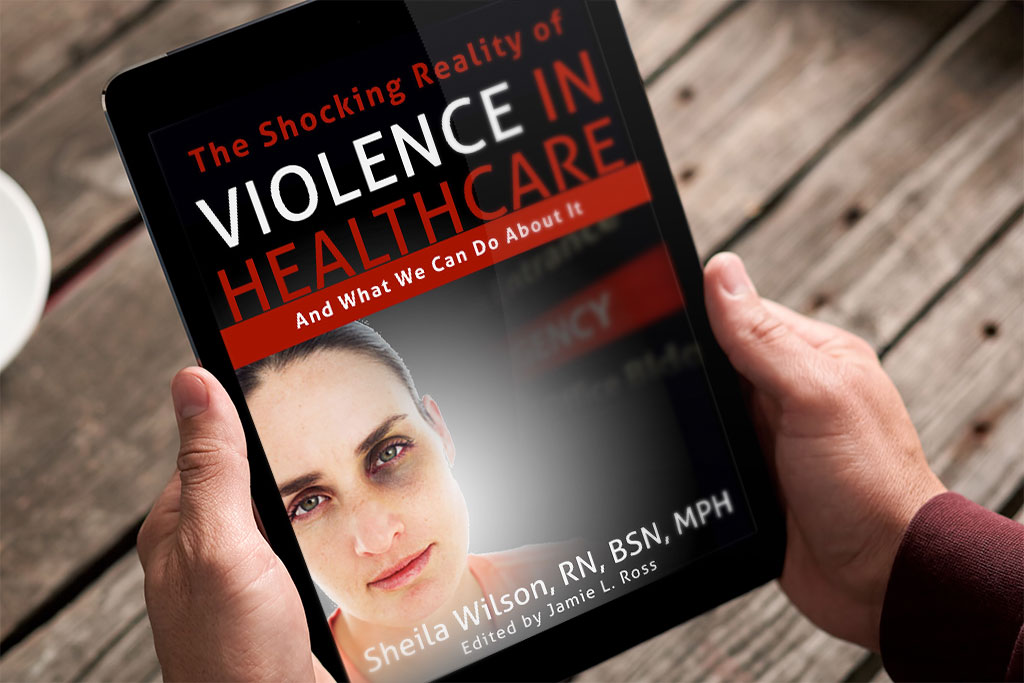 ebook cover for Stop Healthcare Violence